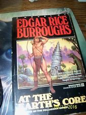 AT THE EARTH'S CORE  BY EGAR RICE BURROUGHS