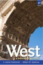 The West Vol. 1 : A Narrative History - To 1660 by A. Daniel Frankforter