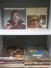 """Job lot of 90 COUNTRY & WESTERN - 12"""" Records/LPs! (ID:44330)"""