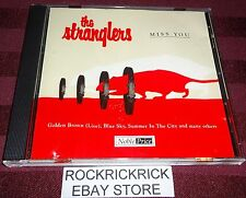 THE STRANGLERS - MISS YOU -16 TRACK CD-