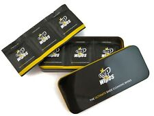Crep Protect Cure Cleaning Wipes for Sneakers Shoes Trainers - 12 Pack
