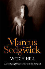 Witch Hill, Marcus Sedgwick, New Book