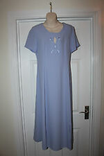 Ladies Lilac Purple Paul Seperates Dress Size 12 Wedding Christening