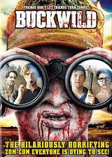 Buck Wild (DVD, 2014) Zom-Com Zombie Comedy
