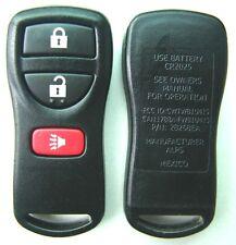 Nissan OEM Remote Keyless Entry Car Alarm Fob 2005-2012 CWTWB1U415 28268EA