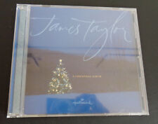 JAMES TAYLOR Hallmark A CHRISTMAS ALBUM Music CD Sealed NEW Free Shipping 2004