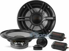 "Crunch CS65C 300W 6.5"" 2-Way Shallow Mount Component Car Stereo Speaker System"