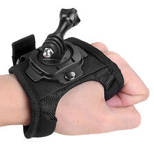 360° Glove  Wrist Mount Band Strap Accessories for GoPro Hero 4/3+/1 Camera Hot