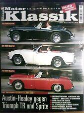Motor Klassik  Magazin  Nr.: 11 aus 2002 orginal Eingeschweißt