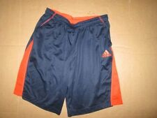 Mens ADIDAS CLIMALITE athletic shorts  sz L Lg  gym running basketball