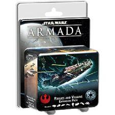 Fantasy Flight Games: Star Wars: Armada Rogues and Villains Expansion