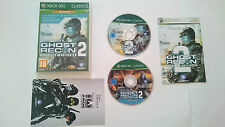 TOM CLANCY´S GHOST RECON 2 ADVANCED WARFIGHTER PAL MICROSOFT XBOX 360 ESPAÑA