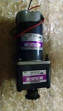 SPG 24V DC ELECTRIC MOTOR S9D40-24BH WITH GEARHEAD S9KB50BHA NEW