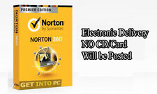 NORTON 360 PREMIER EDITION (1PC/1 YEAR) NO CD | ONLY KEY