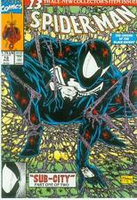 Marvel Comics Postcard: Spiderman # 13 cover (Todd McFarlane) (Estados Unidos, 1991)