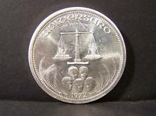 World Trade Uncirculated 1 Troy Ounce .999 Fine Silver Lot 115