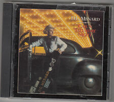 D. L. MENARD - cajun saturday night  CD