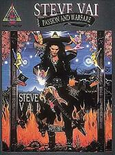 STEVE VAI - PASSION AND WARFARE GUITAR TAB BOOK