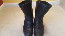 TCX OXTAR GORE-TEX MOTORCYCLE BOOTS SIZE 44/US10