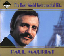 PAUL MAURIAT Best World Instrumentals 2CD  BEST HITS