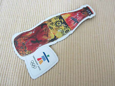 Coca-Cola Coke Promo Flowers Artist Magnet fr Vancouver 2010 Olympics Games