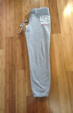 Aeropostale Clinched Grey 1987 Joggers Size Medium