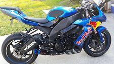 Coffman Shorty Exhaust: Kawasaki ZX10R (2008-2010)