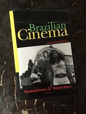 "Like New ""Brazilian Cinema"" Expanded Edition By Randall Johnson & Robert Stam"