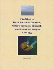 Scotland Western Isles; Boreray and Killegray local history booklet