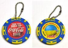 Coca-Cola Schlüsselanhänger aus Japan Key Chain FIFA World Cup 2006 Ukraine