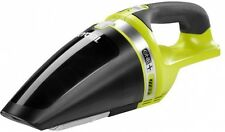 Ryobi ONE+ 18-Volt Lithium-Ion Cordless Hand Vacuum Green Dustbuster Tool Only