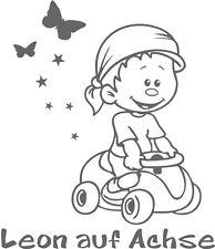 Babyaufkleber,Kinderaufkleber,Namenaufkleber,Geschwisteraufkleber  GRH102