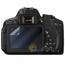 3x LCD Screen Protector Guard Cover Fr Canon EOS Rebel T2i T3i 550D 60D 600D 5D3