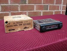 VINTAGE NOS AM RADIO MICRO SPORTS CAR FIAT RENAULT BMW JEEP OPEL