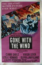 Gone With The Wind Ver B  Movie Poster 14X20