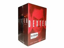 Dexter: The Complete Series (DVD, 2015, 32-Disc Set) *Brand New Sealed*