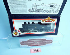 BACHMANN 'OO 31-451 IVATT 2-6-2 TANK 41241 BR LINED BLACK STEAM LOCO BOXED #666r