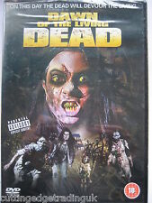 Dawn Of The Living Dead - (DVD 2008) New Sealed Low Budget Zombie Horror PAL