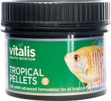 NEW Era Vitalis Tropicale Pellet Pellet XS (1mm) 60g Soft cibo per pesci