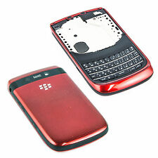 Genuine Blackberry Torch 9800 housing cover case clavier cadre complet châssis fascia
