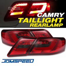 LED Tail Lights Rear Lamps Red Clear color For Toyota Camry 2006-2011 tail lamp