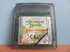 JEU NINTENDO GAME BOY @@ COLOR @@ ADVANCE @@ LE LIVRE DE LA JUNGLE