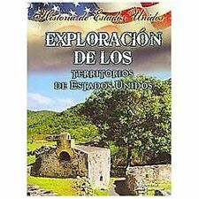 Exploracion de los Territorios de Estados Unidos  Exploring The Territ-ExLibrary