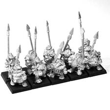 thebattleforge 28mm Fantasy Imperial Dwarf Spearmen x10 Detachment Pack Dwarves