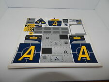 Lego Sticker for Set 8635 - Sheet 1, Agents (63720/4530007) Mobile Command 6 #21