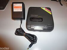 SONY D-32 VINTAGE COMPACT DISC PLAYER DISCMAN D-32 with original power adapter