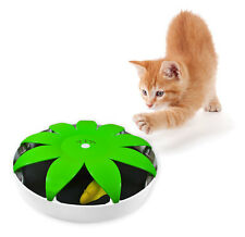 Purrfect Feline - Premium Interactive Cat Toy, Hide & Seek Game