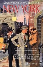 Backinprint Com New York - Mystery Readers Walking Guide (2002) - New - Tra