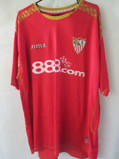 Sevilla  2010-2011 Away Football Shirt Size Large /11735