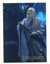 2001 Topps Lord of the Rings Prismatic Foil The Fellowship of the Ring Card #2